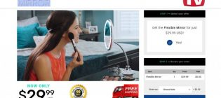 Flexible Mirror - The mirror that comes with you - TryFlexibleMirror